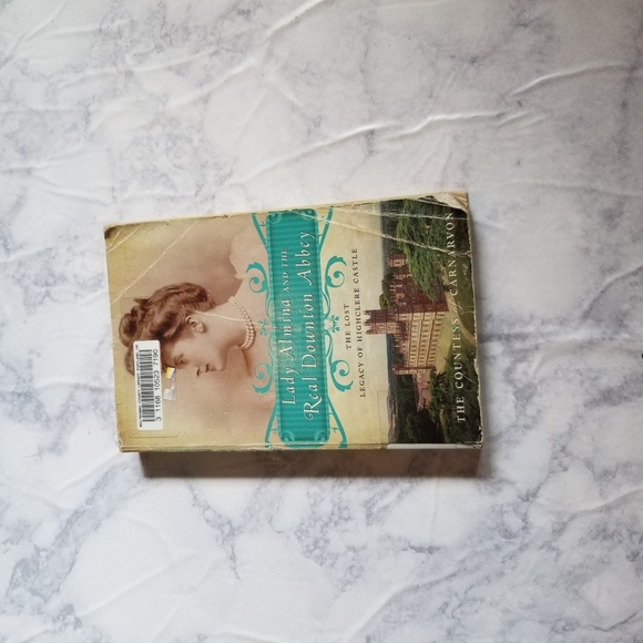 Other - Lady Almina and the Real Downton Abby Novel Book
